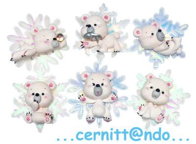 Collanina orsetto polare