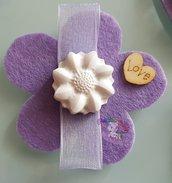 magneti segnaposto/bomboniera fiore
