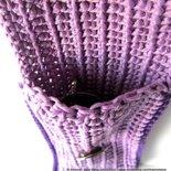 Spiegazione Pattern per realizzare il portaocchiali a crochet uncinetto