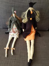 bellissime bambole  tilda