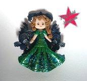 "Calamita ""principessa verde"""