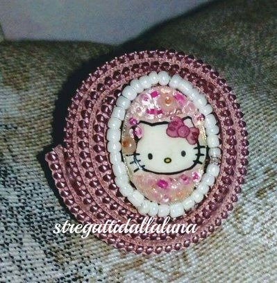 anello con zip kitty