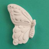 bomboniera gessetto mezza farfalla grande