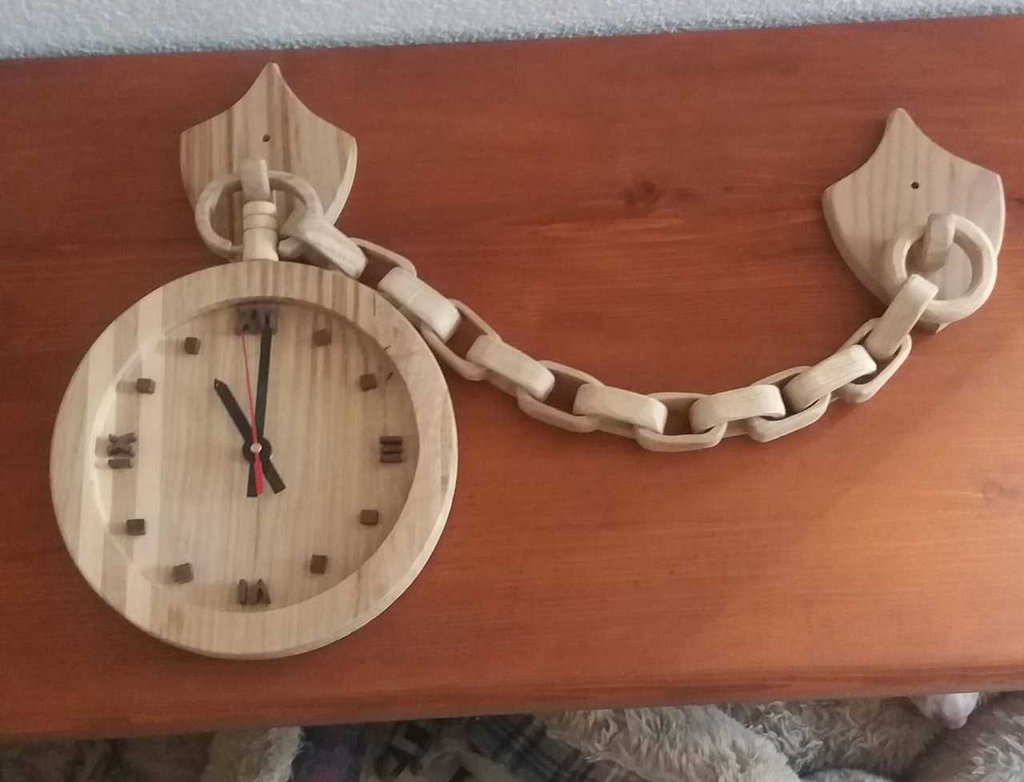 Orologio da parete.