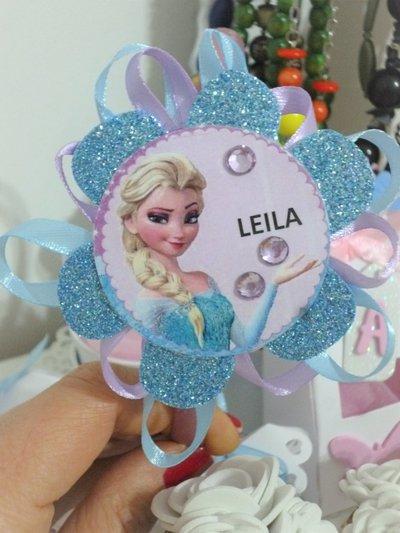 Cerchietto capelli Bambina con fiocco immagini cartoni animati e nome . Colori personalizzabili