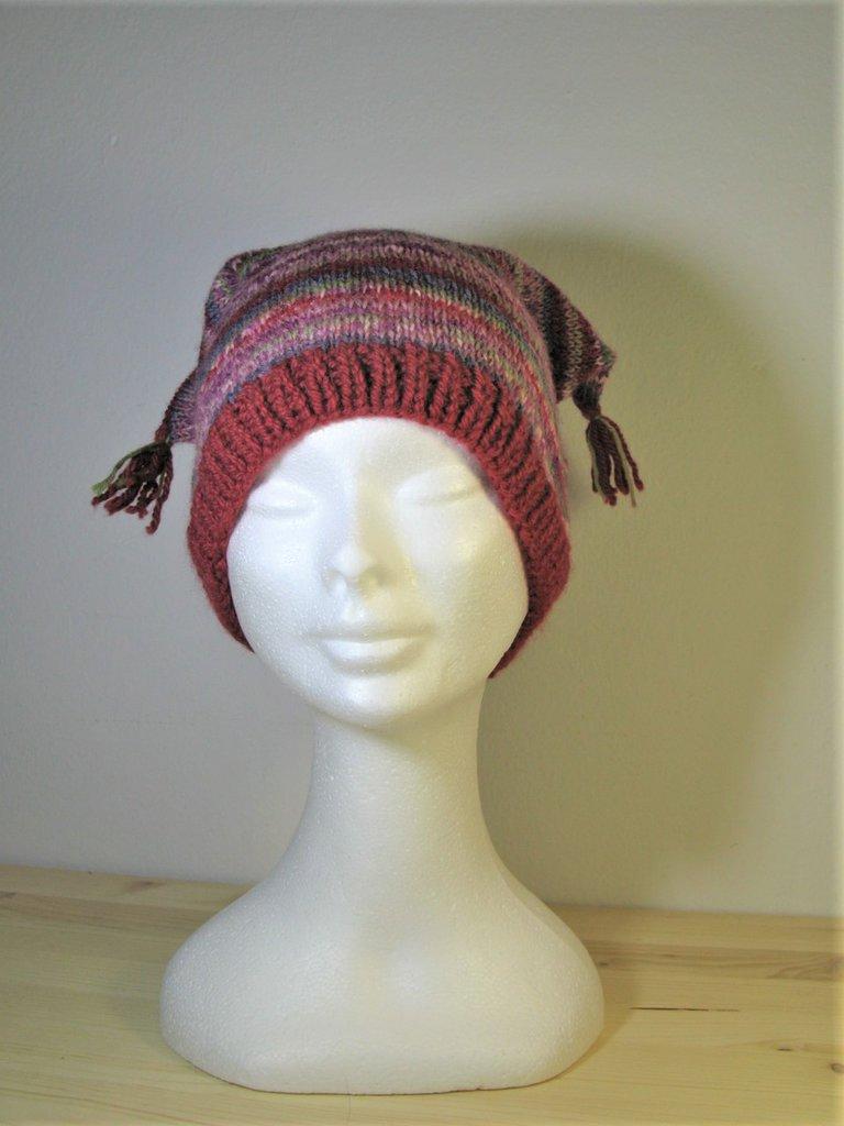 Berretto - berretto in lana - berretto fatto a mano -