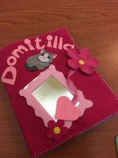 Quiet book personalizzato