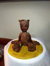 Cake Topper Groot