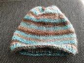 beretto multicolor per bimbi