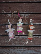 Litomania: bamboline portachiavi