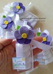 BOMBONIERA: le violette