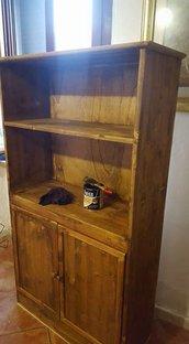 Mobile libreria in stile