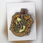 Patch toppa Tassorosso Harry Potter