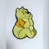 Patch/ toppa termoadesiva Winnie The Pooh