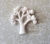 10 Gessetti profumati albero della vita ,comunione,matrimonio,segnaposto
