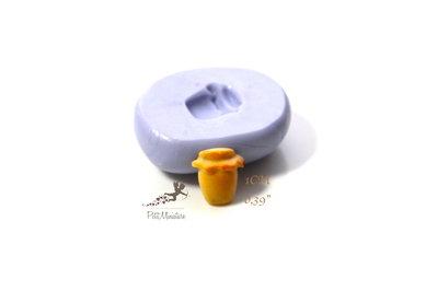 Stampo in Silicone-Stampi Silicone-Stampo per il Fimo-Stampini per il Fimo-Stampo-Silicone-Resina-Gesso-Sapone-Fimo-Fatto a Mano-Made in Italy-ST371