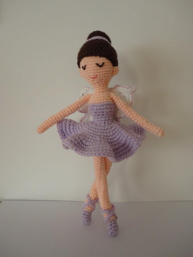 Ballerina danza classica personalizzabile
