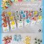Compleanno a tema giungla, set bomboniere, portaconfetti, cake topper, segnaposto