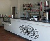 Adesivo Coffee Espresso