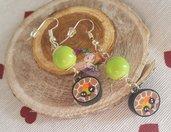 orecchini pendenti sushi kawaii- sushi kawaii earrings