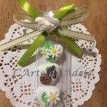 Scatolino con confetti decorati Comunione