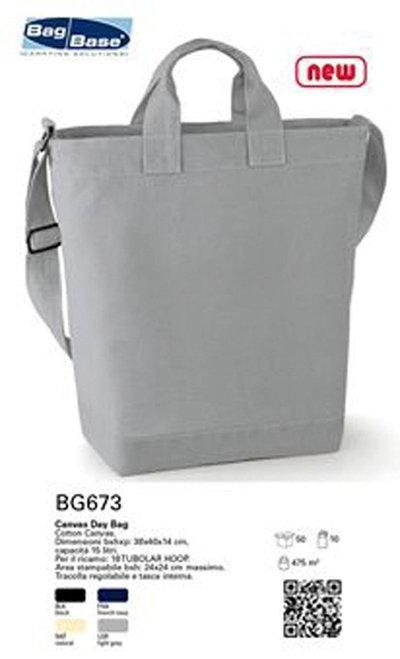 Borsa Canvas Day Bag