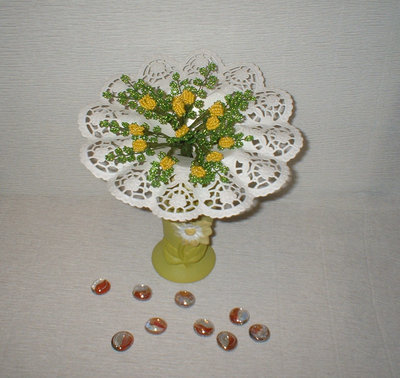 mazzetto di mimosa