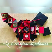 Explosion box Laurea