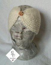 Fasce capelli, paraorecchie, in lana