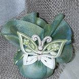 Bomboniera Farfalla cm 7 promessa di matrimonio