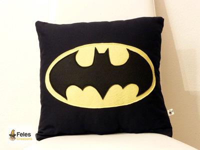 Cuscino ispirato a Batman
