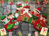 """""""Gli Elfi"""" ornamenti"""