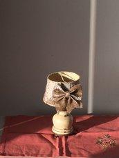 Lampada vintage restaurata