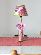 Lampada fiore orchidea