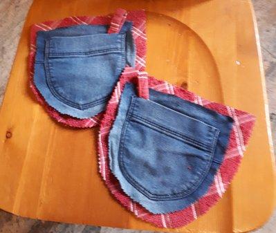 coppia presine jeans
