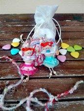 Litomania: bamboline portachiavi o calamite
