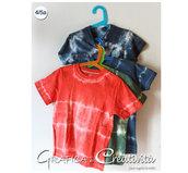 T-shirt  tie dye bambino
