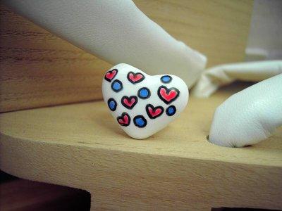 Love Messag Ring - fantasy
