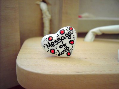 Love Message Ring