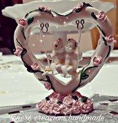 San Valentino idee regalo in polvere di ceramica