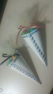 Ricordini sport feste compleanni cerimonie x bimbi amici compagni con confetti