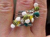 anello con api