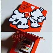 Nutella box per San Valentino