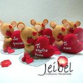 Orso San Valentino