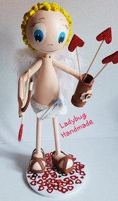 Fofucho Cupido con arco