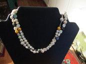 collana perle miste