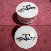 Cofanetto in ceramica