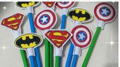 Copri matite Lol minni topolino super eroi