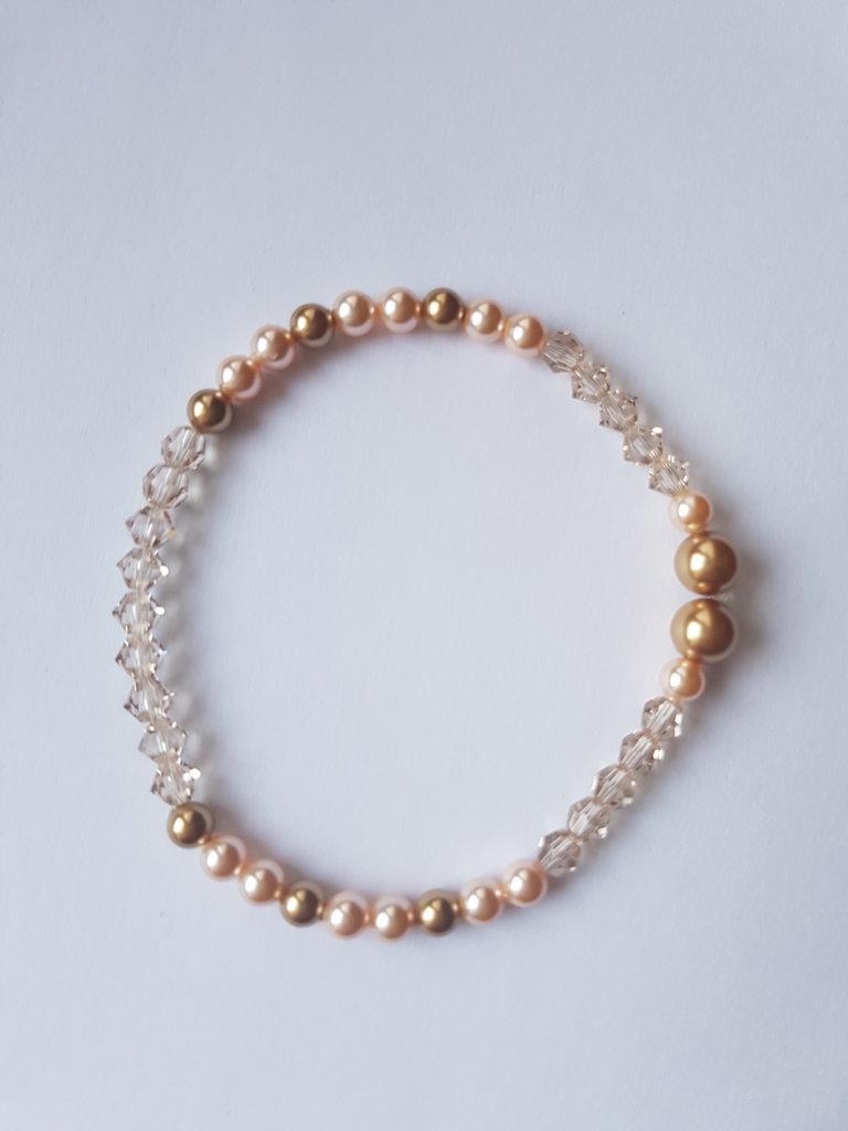 Bracciale Elastico Gold Silk