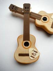 Mini Chitarra classica